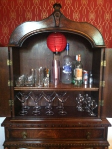 all that makes you liquor cabinet