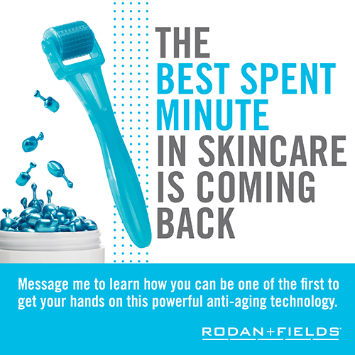 Rodan and Fields Amp Relaunch