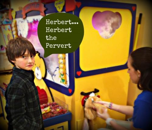 Herbert The Pervert