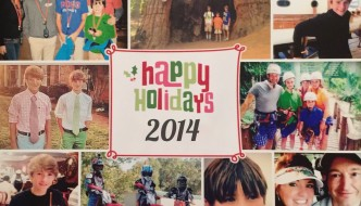 Merry Christmas 2014 Family Letter